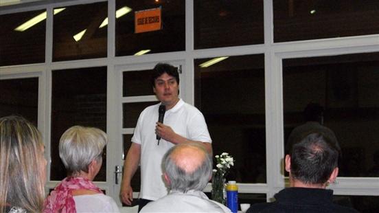 Conférence Rennes Victor Maia voyant médium spiritualiste Voyance médiumnité guidance Brest Plouvien Finistère Bretagne