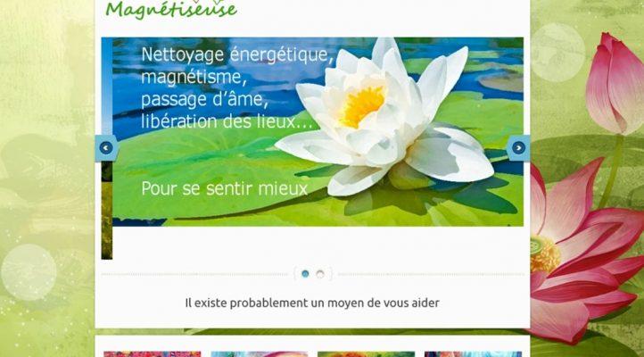 Amelsa magnétiseuse sur Victor Maia médium voyant spiritualiste Brest Finistère Bretagne