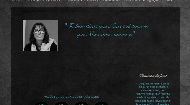 Anne-Marie Lizano sur Victor Maia médium voyant spiritualiste Brest Finistère Bretagne