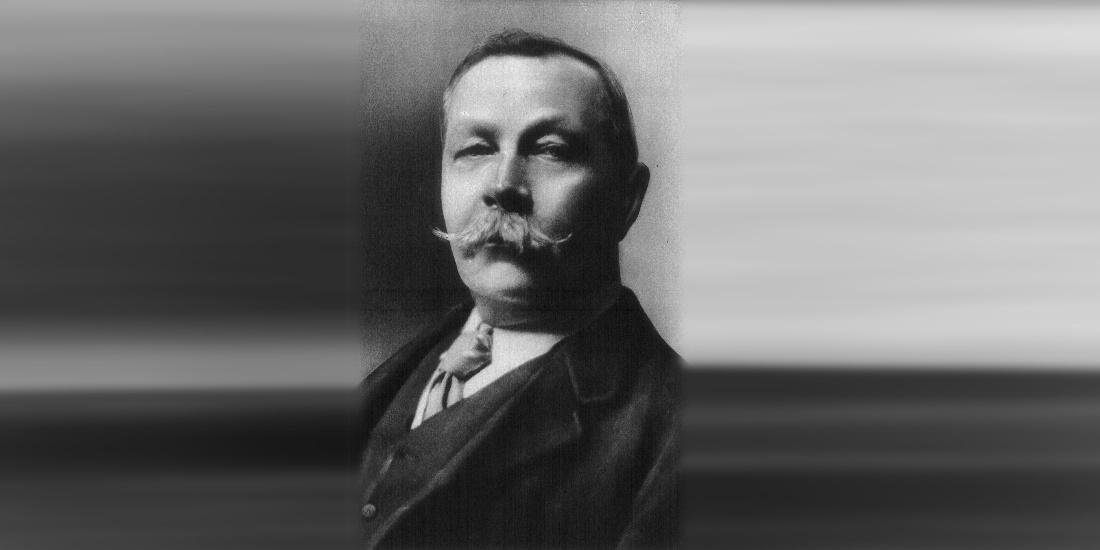 Arthur Conan Doyle sur Victor Maia médium voyant spiritualiste Brest Finistère Bretagne