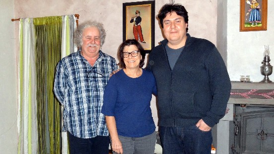 Conférence Clermont-Ferrand Victor Maia voyant médium spiritualiste