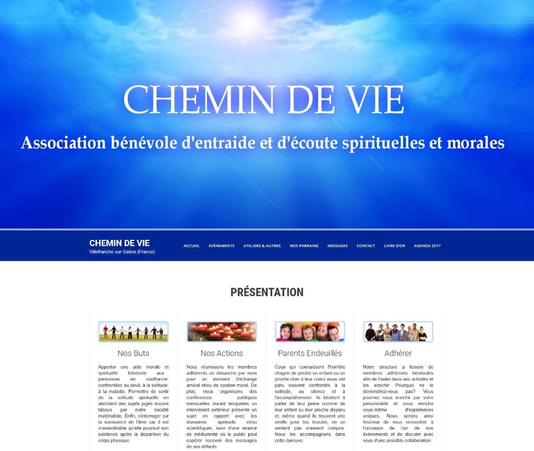 Chemin de vie sur Victor Maia médium voyant spiritualiste Brest Finistère Bretagne