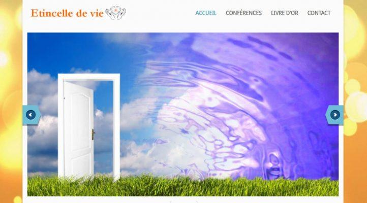Etincelle de vie sur Victor Maia médium voyant spiritualiste Brest Finistère Bretagne