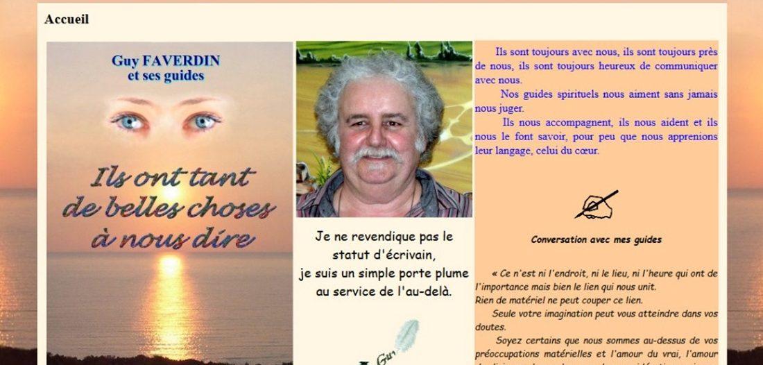 Guy Faverdin sur Victor Maia médium voyant spiritualiste Brest Finistère Bretagne