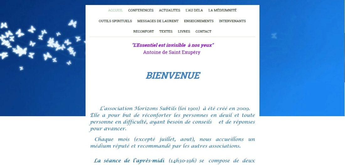 Horizons subtils sur Victor Maia médium voyant spiritualiste Brest Finistère Bretagne