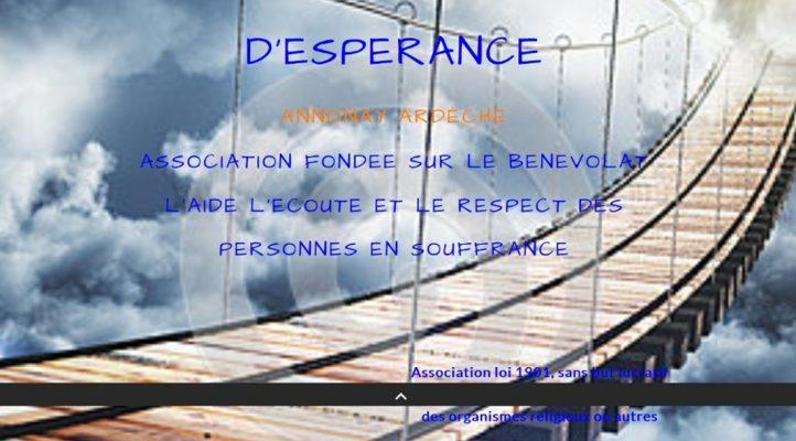 La passerelle d'espérance sur Victor Maia médium voyant spiritualiste Brest Finistère Bretagne
