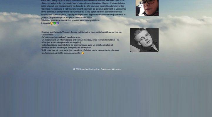 Les sentinelles sur Victor Maia médium voyant spiritualiste Brest Finistère Bretagne