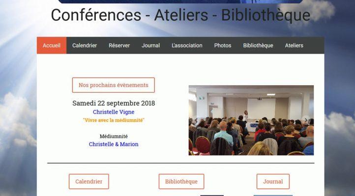 Liens de lumière sur Victor Maia médium voyant spiritualiste Brest Finistère Bretagne