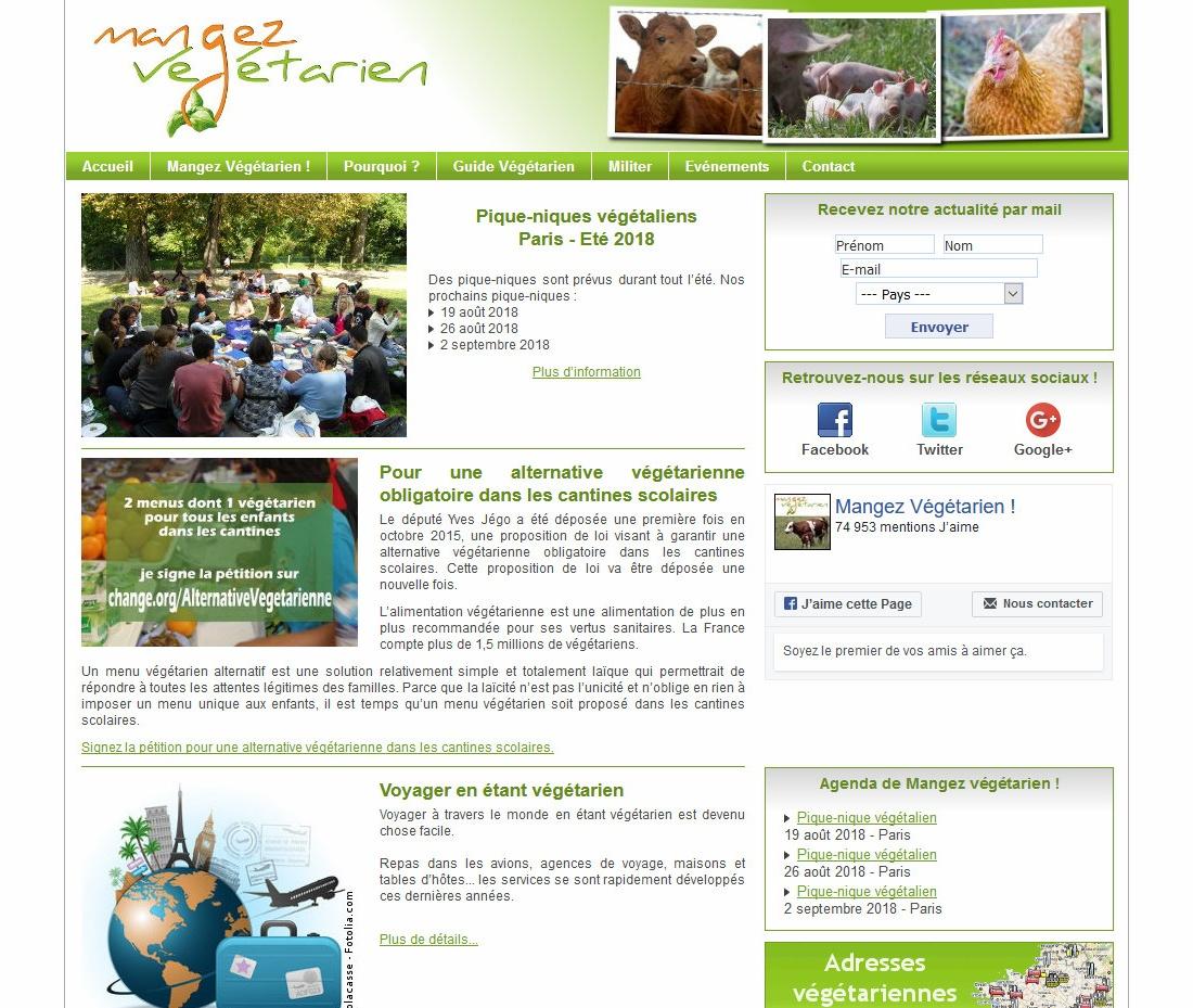 Mangez végétarien sur Victor Maia voyant médium spiritualiste Voyance médiumnité guidance Brest Plouvien Finistère Bretagne
