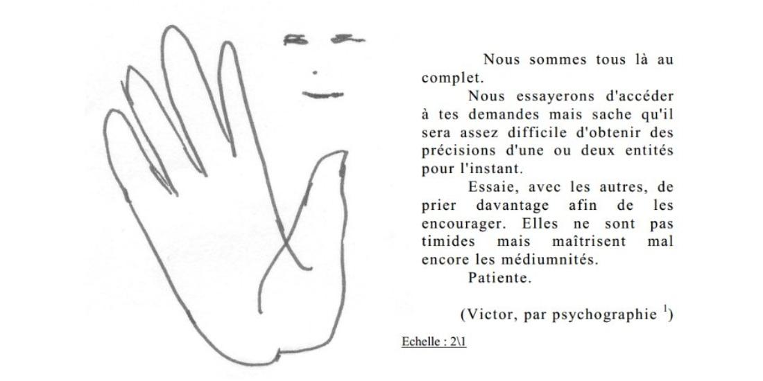 Reunion spirite du 15.11.2005 Victor Maia voyant médium spiritualiste Brest Plouvien Finistère Bretagne
