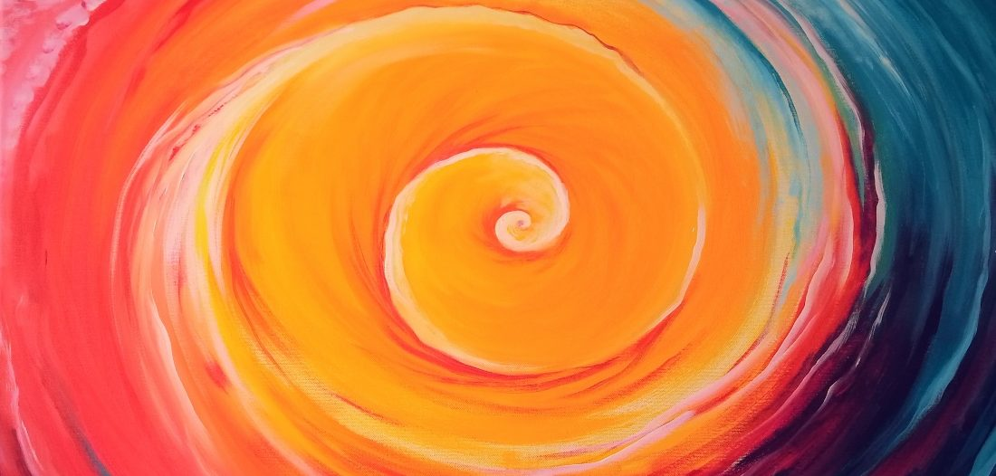 La spirale des Esprits de Victor Maia médium voyant spiritualiste Brest Finistère Bretagne