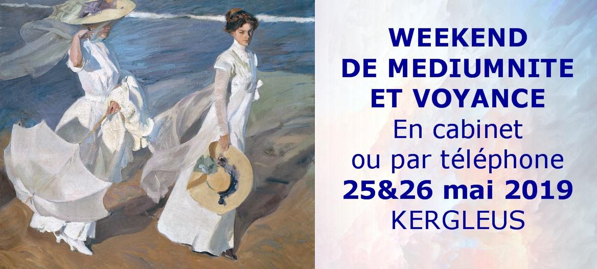 Weekend de médiumnité et de voyance, Victor Maia, voyant, médium, spiritualiste, Brest, Plouvien, Finistère, Bretagne