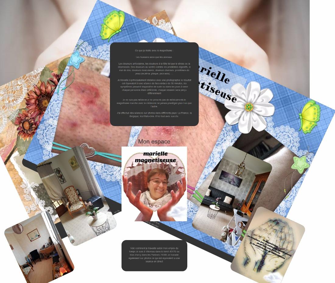 Marielle magnétiseuse, chez Victor Maia, voyant, médium, spiritualiste, Brest, Plouvien, Finistère, Bretagne